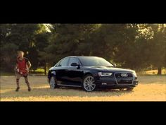 """""""Breathtaking"""", that's what you call the first 10 seconds of this Audi commercial"""