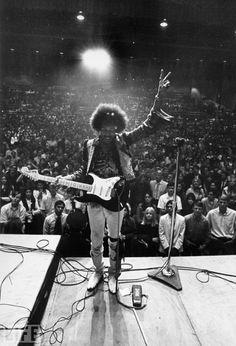 life:  Happy Birthday Jimi Hendrix.  (see more — Jimi Hendrix and His Guitar)