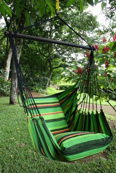 silla de la hamaca, realizado en El Salvador