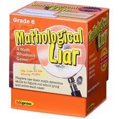 MATHOLOGICAL LIAR GR 6