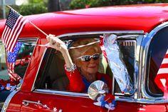 Getting to Coronado July 4th parade takes effort, skillsan