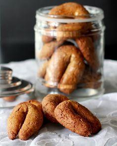 Cozinha de Família: Ferraduras de Erva Doce | Sweet Grass Horseshoes