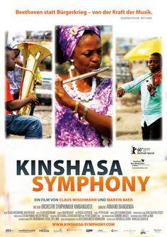 KINSHASA SYMPHONY: DVD