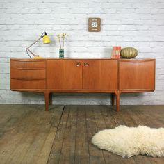 vintage mcintosh CREDENZA furniture - Buscar con Google