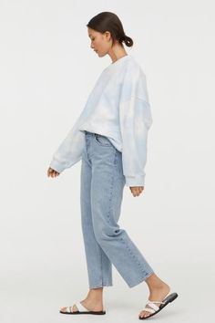 1e41ace36e9cc4 10 Best Straight Cut Jeans (not skinny!) images