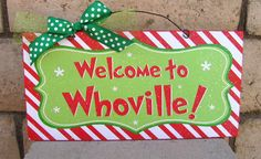 Welcome to Whoville
