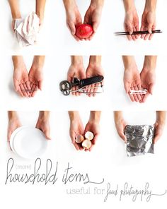 Ten More Household Items That Can Improve Your Food Photos - Pinch of Yum @Pinch of Yum