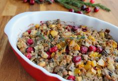 Voted Best Paleo Thanksgiving Stuffing Recipe of 2014 | Via @Zenbelly