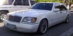 Mercedes-Benz S320  Slammed  Sweet I Like...