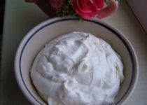 Lehké krémy na dort či řezy