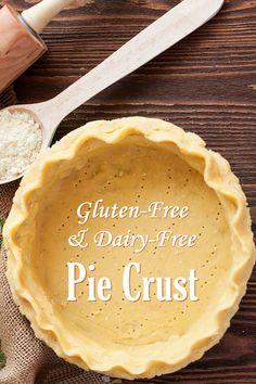 Pamela's Gluten-Free Dairy-Free Pie Crust Easy Gluten-Free Dairy-Free Pie Crust Recipe from the bakers at Pamela's - perfect every time! It's vegan, too! Gluten Free Desserts, Dairy Free Recipes, Vegan Recipes, Cooking Recipes, Gluten Free Pie Crust, Pie Crust Recipes, Pie Crusts, Savory Pumpkin Recipes, Vegan Pumpkin