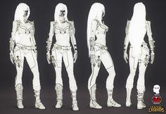 League of Legends – cgtrailer – BlurStudio | Nicolas Collings character modeler portfolio
