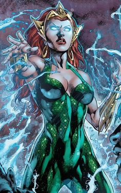 mera dc comics the new 52