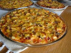 Quiche, Macaroni And Cheese, Pizza, Breakfast, Ethnic Recipes, Mac Cheese, Morning Coffee, Quiches, Mac And Cheese