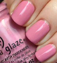 "China Glaze Avant Garden ""Pastel Petals"" for Spring 2013 Swatches"