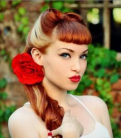 Pin Up Hair Style must learn how to do..
