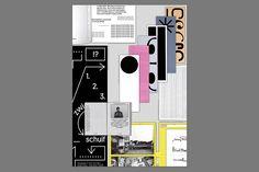 Ines Cox, De Nieuwe Oogst — poster series — for an exhibition with Design Vlaanderen (2015) http://inescox.com