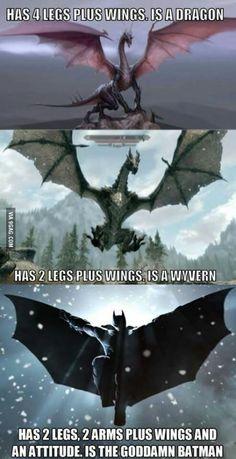 Na Na Na Na Na Na Batman.
