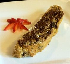 Lactation Biscotti (use gluten-free flour and oats and dairy-free chocolate chips)
