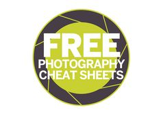 26 of our most popular photography cheat sheets. http://www.digitalcameraworld.com/2014/07/25/24-of-our-most-popular-photography-cheat-sheets/