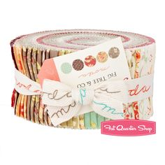 Tapestry Jelly Roll Fig Tree Quilts for Moda Fabrics - Fat Quarter Shop...Need 2