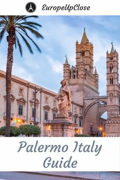 Palatine Chapel, Palermo Italy, Southern Italy, Sicilian, Grand Hotel, Travel Aesthetic, Plan Your Trip, Architecture Details, Italy Travel