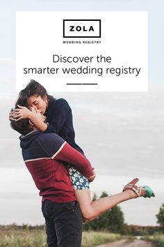 [ad] You've found the one, now let us help you find everything else #ZolaRegistry