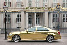 Mercedes-Benz S-klasse - s