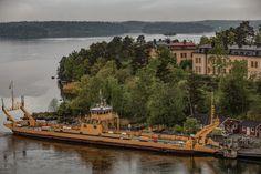 Trafikverket ferry by Capt. Gerry Hare on 500px