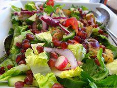 Le blog de Clementine: Salade Fattouche