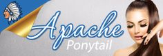 Apache Ponytail Hairspray, Beauty Shop, Cut And Color, Ponytail, Hair Extensions, Eyelashes, Hair Beauty, Weave Hair Extensions, Lashes