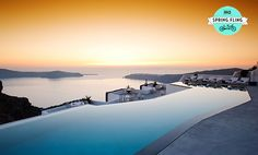 Plunge into the World's Coolest Pools : Best Infinity Pools in the World : Travel Channel | The Traveling Type