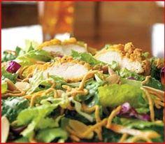 What's Cookin?: Applebee's Oriental Chicken Salad