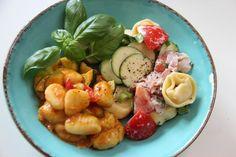 Rezept: Italienische Nudelsalate: Gnocchi-Salat und Tortellini-Salat Bild Nr…