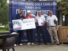 SunExpress was the sponsorship partner of 'World Corporate Golf Challenge 2013'. The tournament was played on Cornelia Faldo Golf Course in Belek/Antalya, April 05-07 2013 - ADBA acts as marketing consultancy and marketing agency for the sponsorship activation