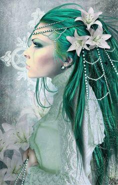 Turquoise Faerie