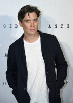"""Cillian Murphy attends the premiere of """"Anthropoid"""" at the BFI Southbank in London, England. Cillian has a couple of errands to run, but he figured"""