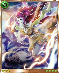 55 Best Rage Of Bahamut Cards Images Pretty Cool Rage Greek