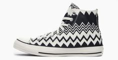 Missoni x Converse All Star Collection