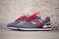 """Picture of BAIT x Saucony Shadow Original CruelWorld 4 """"Midnight Mission"""""""