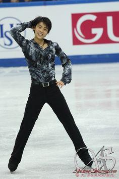 Yuzuru HANYU 羽生結弦 Absolute Skating | GPF2012 Sochi RUSSIA