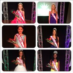 The 2014 National American Miss New York Queens!