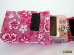 camera case bag free pattern