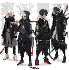 Character Design Animation, Female Character Design, Character Design References, Character Design Inspiration, Character Concept, Character Art, Mode Cyberpunk, Cyberpunk Fashion, Manga Art