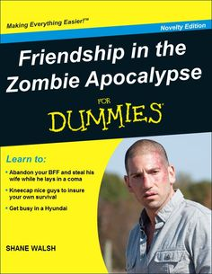 Zombie Apocalypse for Dummies