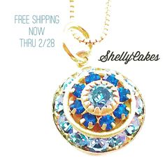 Enjoy Free Shipping now through 2/28.  See shop for details.  ShellyCakes