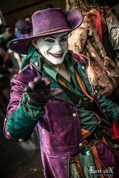 Pirate Joker (Clown Prince Of Charlotte)