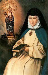 Nuestra Señora del Olvido, Triunfo y Misericordia / 13 de Agosto / Año: 1831 / Lugar: Madrid, España / Apariciones de la Virgen y San Miguel Arcángel a Sor Patrocinio (1811-1891).