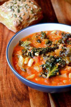 Tuscan Ribollita Soup Recipe