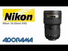 Nikon 16-35mm f/4G Micro Nikkor Lens: Product Overview with Marcin Lewandowski | Expert photography blogs, tip, techniques, camera reviews - Adorama Learning Center